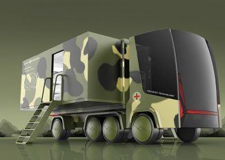 Mobile Hospital Concept for Natural Disasters or Man-Made Emergency Situations