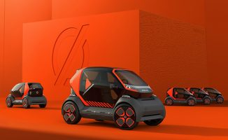 Mobilize EZ-1 Prototype Vehicle for Shared Urban Mobility to Support Carbon Neutral Future