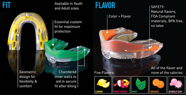 MOGO Flavored Mouthguard by James Lua