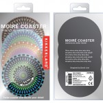 Kikkerland's Moire Coasters Review