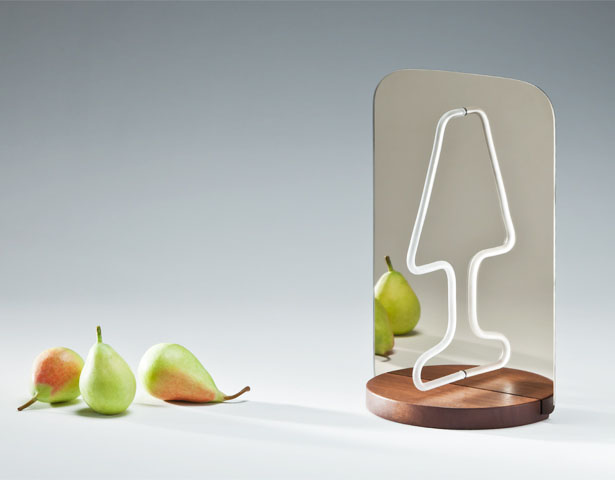 Moitie Table Lamp by Kutarq Studio