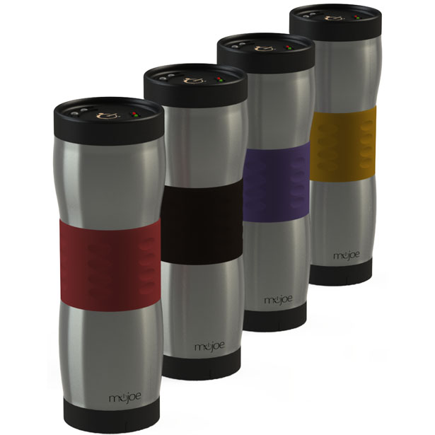 MoJoe Personal Mobile Coffee Maker On-The-Go