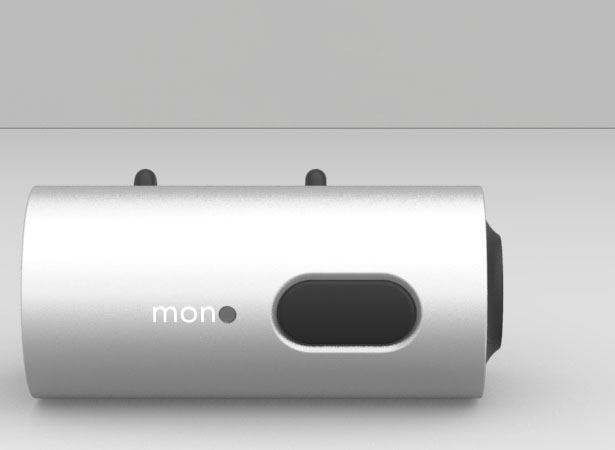 Mono Digital Life Camera by Weiting Yeh