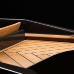 Monocoque Paddle Canoe by BorromeodeSilva