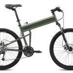 Montague Paratrooper Folding Bike Is Used by American Military Paratroopers