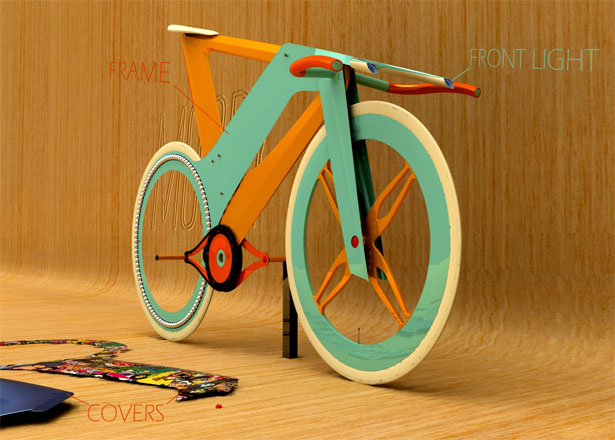 MOOBY Bike Project by Madella Simone