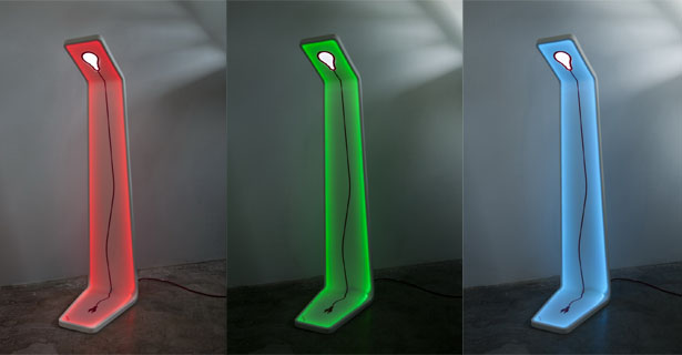 Mood Free Standing Lamp Design