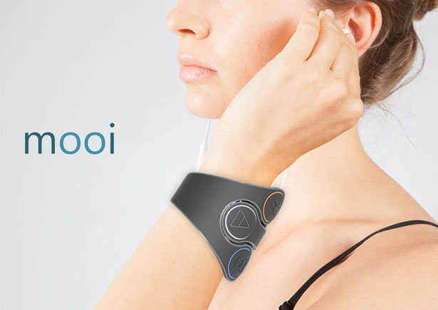 Mooi Wearable Personal Assistant Device by Orsan Berkay Tuluce, Pelin Bilgin, and Ezgi Mucuroglu