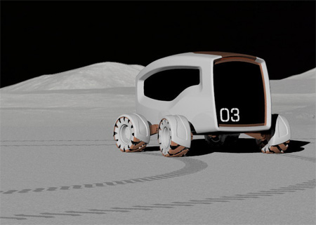 moon recreation vehicle