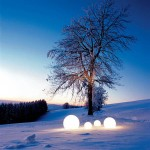 Moonlight Globe Lights for Your Pool