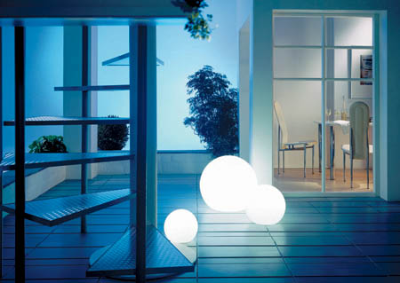 Moonlight Globe Lights For Your Pool Tuvie