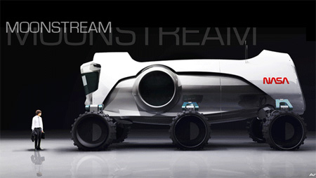 moonstream vehicle