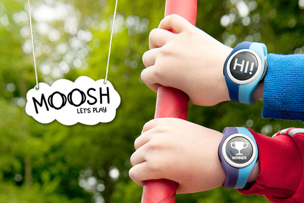 Moosh Watch by Martin Spurway
