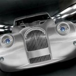 Green Car : Hydrogen Fuel Morgan Life Car