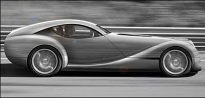 hydrogen fuel morgan life car