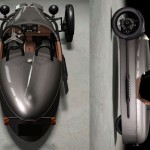 Modern Version of Morgan Motor Company 3 Wheeler