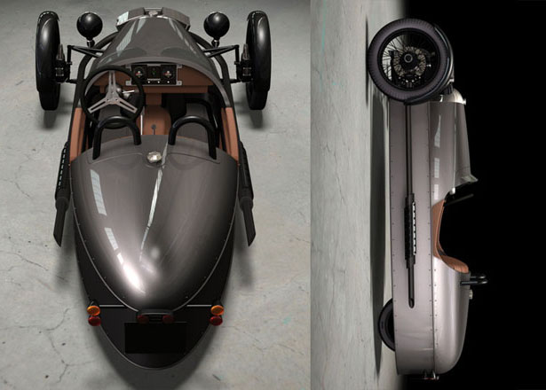 Morgan Motor Company Three Wheeler