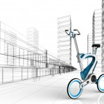 MORI Folding Bike Concept by Janus Yuan