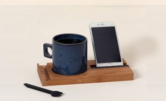 Morning Scroll Coffee Set Is Your One-Stop Coffee Station