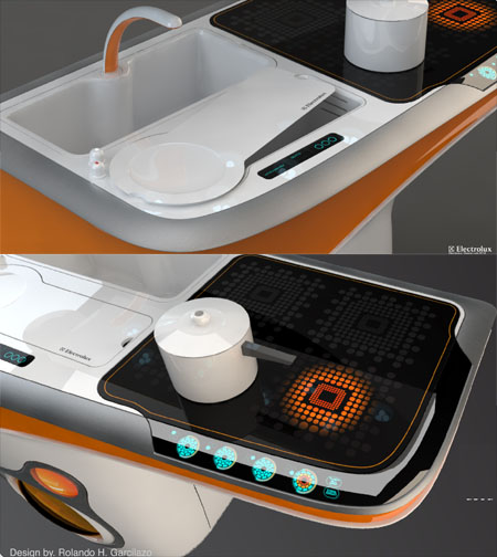 moshi multifunctional kitchen
