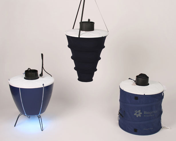 Mosquito Trap Product Range Project by Philipp Kupfer