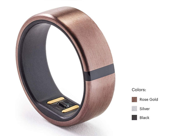 Motiv Ring: Fitness, Sleep, and Heart Rate Tracker