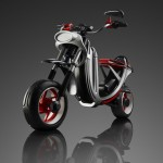 Moto Vida Concept Scooter for Brazil