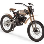 Motoped Cruzer : Retro Design Meets Modern Technology