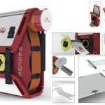 Mountain Rescue Splint Pack To Evacuate Victims from Mountainous Areas