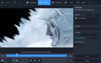 How to Convert and Compress Your Design Videos for Presentation with Movavi