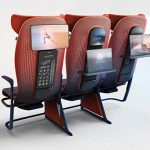 Move Airline Seat Concept for Airbus Adjusts to Give Optimal Comfort for Passengers