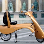 Moveo Foldable Electric Scooter for Crowded Urban Traffic