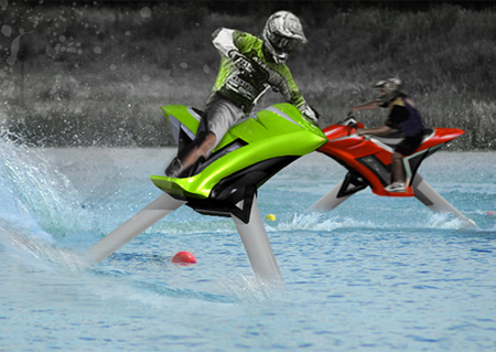 foiljet mr1 personal watercraft