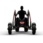 M.S.Q.T.O Quad Bike for New Biking Experience from All Aspects