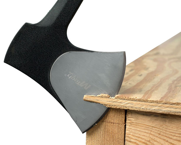 MTech USA Camping Axe with Rubberized Handle