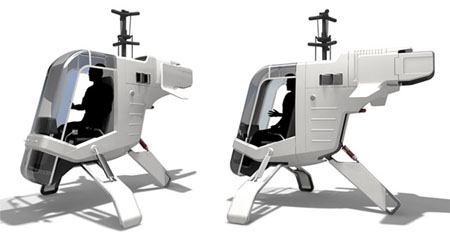 muecke helicopter