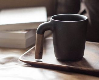 Drink Your Morning Coffee in Style with Mugr Mug