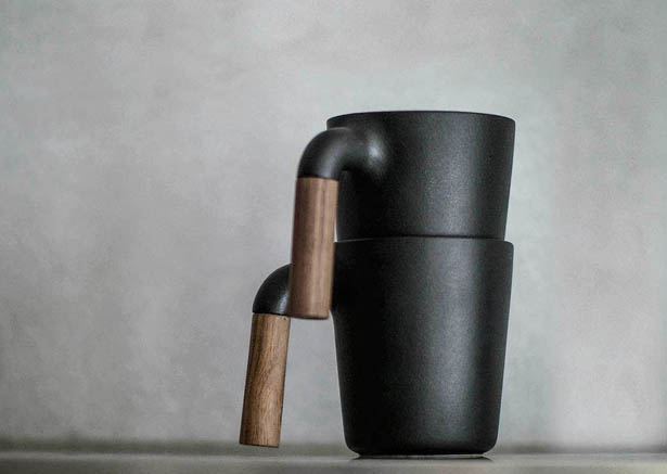 Mugr Coffee Mug by Hmm Project