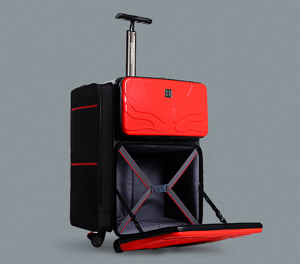 Multifuctional Suitcase with Furniture System