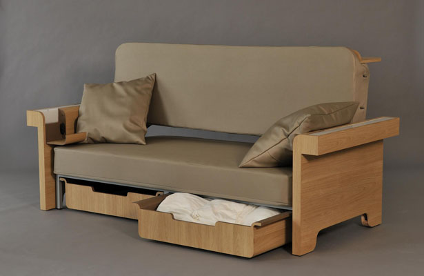Multifunctional Sofa by Fanny Adam