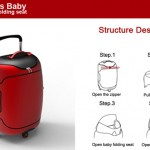 Mummy's Baby Luggage Makes Traveling with Baby Simple and Fun