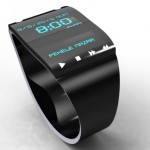 Music Watch Doubles As USB Flash Disk by Shameem M