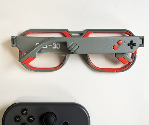 Mutrics GB-30: Ultra Slim Smart Audio Glasses For Gamers