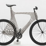 Arc 3D Printed Stainless Steel Bicycle Uses Wire and Arc Additive Manufacturing Method to Produce The Frame