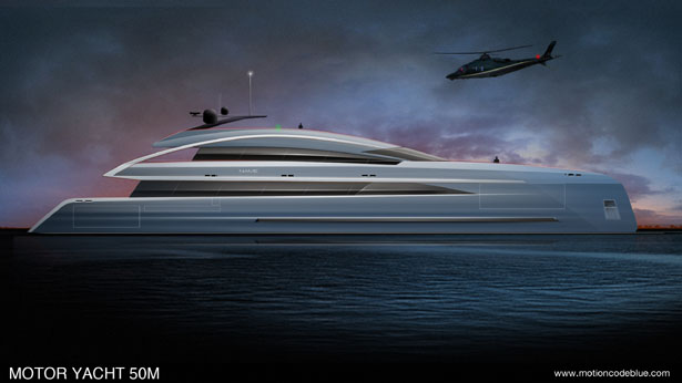 My 50m 50 Meter Yacht Features A Revolution In Luxury And Fun