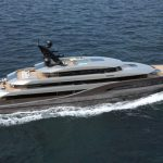 M/Y Atlantico Concept Yacht Features Modern Design with Large Outdoor Areas