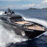 M/Y Freedom Yacht - Custom Yacht Design with Maximum Contact To The Sea Without Sacrificing Privacy