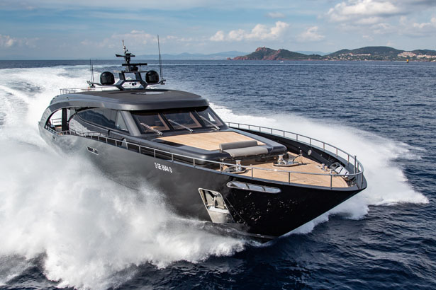 M/Y Freedom Yacht by CCN