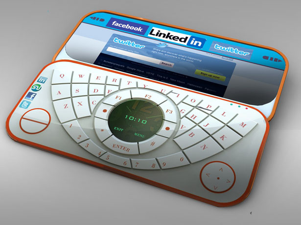 Mybox Pocket Netbook and Social Networking Device by Yogesh Kumar