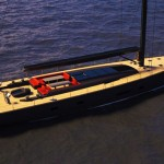 Nadir Sailing Yacht : A Racer-Cruiser for Long Distance Travel